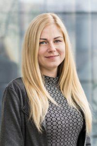 Portrait der Steuersachbearbeiterin Anett Teuschler © Pilz+Rath