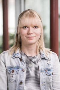 Portrait der Lohnverrechnerin Jasmin Soboth © Pilz+Rath