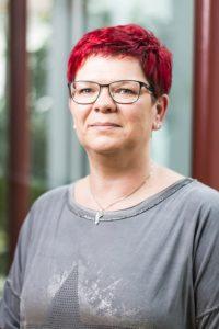 Portrait der Lohnverrechnerin Silvia Gleichweit © Pilz+Rath