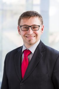 Portrait des Steuersachbearbeiters Johann Uhl © Pilz+Rath