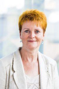 Portrait der Sekretärin Helga Schieder © Pilz+Rath