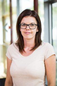 Portrait der Buchhalterin Emma Edenhofer © Pilz+Rath