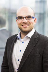 Portrait des Steuerberater-Berufsanwärters Thomas Gutl, MSc. © Pilz+Rath