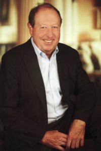Portrait des Geschäftsführenden Gesellschafters Walter Pilz© Pilz+Rath